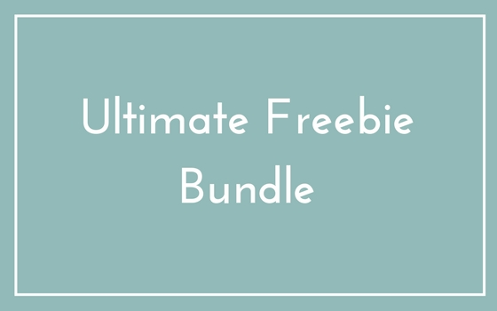 Ultimate Freebie Bundle